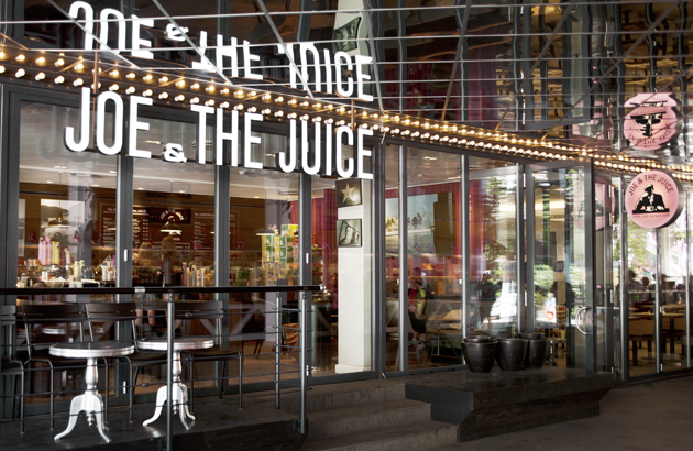 Joe & The Juice - Tivoli
