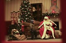 Visit Father Christmas in Tivoli