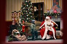Besøg Julemanden i Tivoli 15. november - 24. december 2014