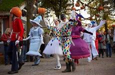 Ha Ha Halloween-parade