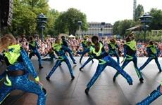 The Danish Dance Schools in Tivoli 2014