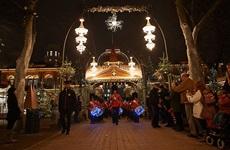 Tivoli-Gardens juleparade