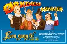 Ørkenens Sønner: Danish satirical show